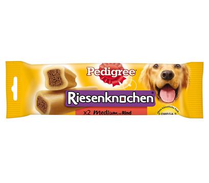 Pedigree® Hundesnack Riesenknochen Medium, 2 Stück