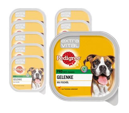 Pedigree® Nassfutter Extra Vital Pro Gelenke, 10 x 300g