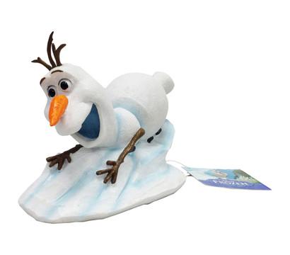 Penn Plax Rutschender Olaf, Aquariumdeko