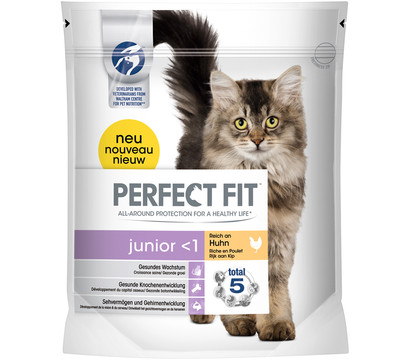 Perfect Fit Trockenfutter Junior <1 Huhn, 750g