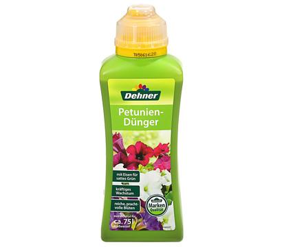 Dehner Petunien-Dünger, flüssig, 500 ml