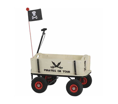 pinolino bollerwagen pirat jack dehner garten center. Black Bedroom Furniture Sets. Home Design Ideas