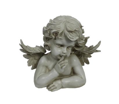 Polyresin-Engelbüste, 27 cm