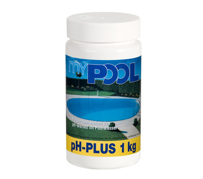 Poolpflegeprodukt pH-Plus 1 kg
