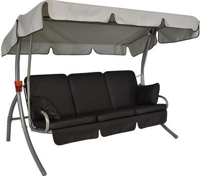 premium comfort hollywood schaukel schoko 3 sitzer dehner garten center. Black Bedroom Furniture Sets. Home Design Ideas