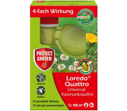 PROTECT GARDEN Loredo® Quattro Universal-Rasenunkrautfrei