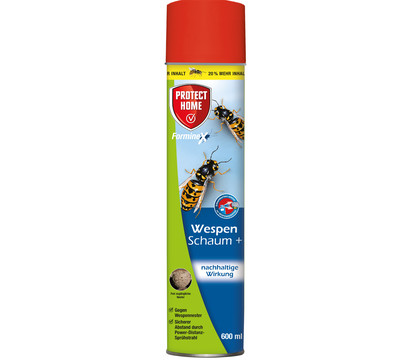 PROTECT HOME Forminex Wespen Schaum +, 600 ml