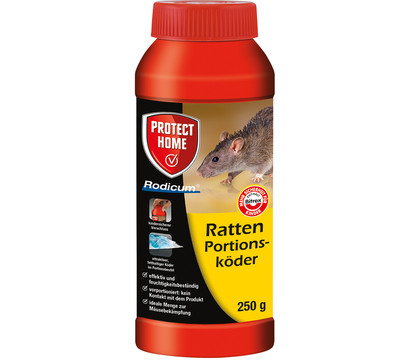 PROTECT HOME Rodicum® Ratten Portionsköder, 250 g