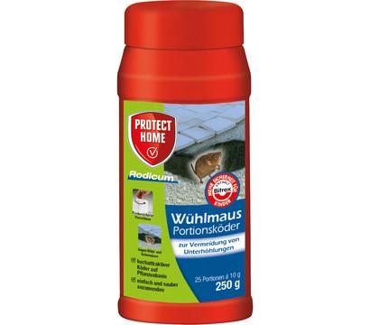 PROTECT HOME Rodicum® Wühlmaus Portionsköder, 250 g