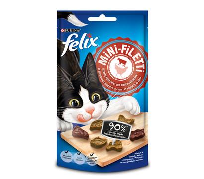PURINA felix® Katzensnack Mini-Filetti