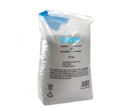 Quarzsand 25 kg 0,4 - 0,8 mm