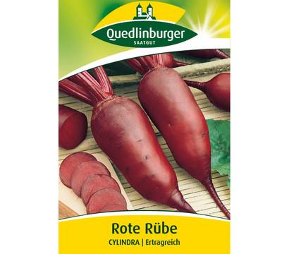 Quedlinburger Samen Rote Rübe 'Cylindra'