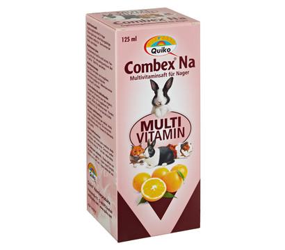 Quiko Combex Na Multivitaminsaft für Nager, 125ml