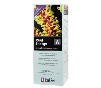 Red Sea Reef Energy A, Korallenfutter, 500 ml