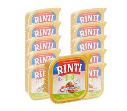 Rinti Bio, Nassfutter, 11 x 150g
