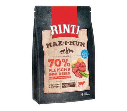 Rinti Max-i-mum, Trockenfutter