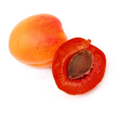 Rotfleischige Aprikose 'Violet'