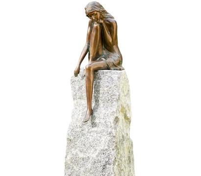 Rottenecker Bronze-Figur Emanuelle, 33 x 22 x 70 cm