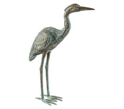 Rottenecker Bronze-Graureiher, 34 x 11 x 53 cm