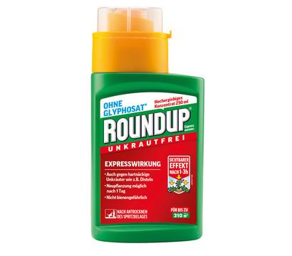 Roundup® Express Konzentrat Unkrautfrei