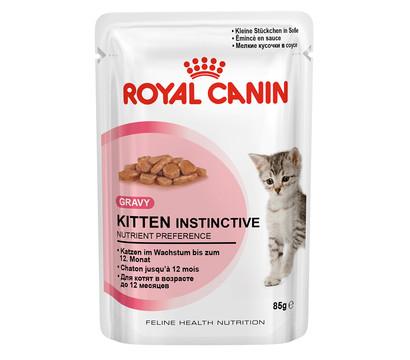 royal canin instinctive kitten nassfutter 12x85g dehner garten center. Black Bedroom Furniture Sets. Home Design Ideas