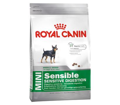 royal canin mini sensible trockenfutter dehner garten center. Black Bedroom Furniture Sets. Home Design Ideas