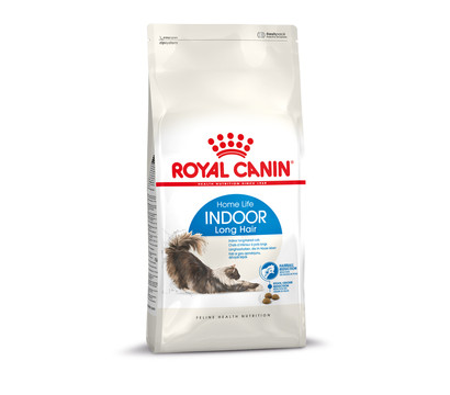 ROYAL CANIN® Trockenfutter Home Life Indoor Long Hair