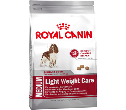 Royal Canin Trockenfutter Light Weight Care Medium, 3 kg