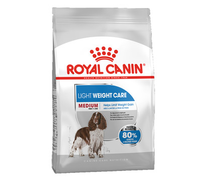 ROYAL CANIN® Trockenfutter Light Weight Care Medium, 3kg