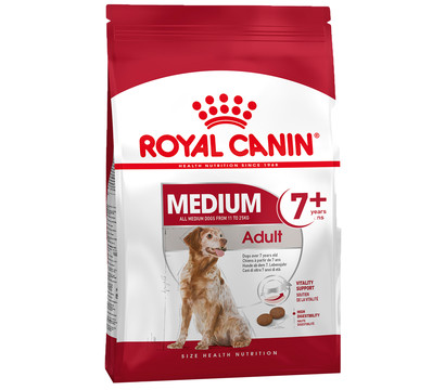 ROYAL CANIN® Trockenfutter Medium Adult 7+
