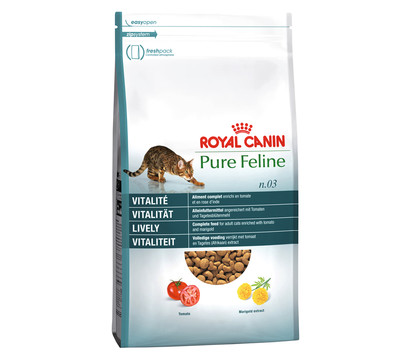 ROYAL CANIN® Trockenfutter Pure Feline Vitalität