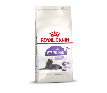 Royal Canin Trockenfutter Regular Sterilised 7+