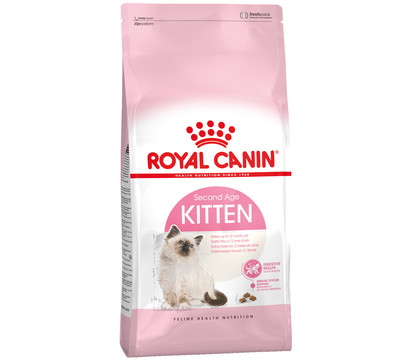 ROYAL CANIN® Trockenfutter Second Age Kitten