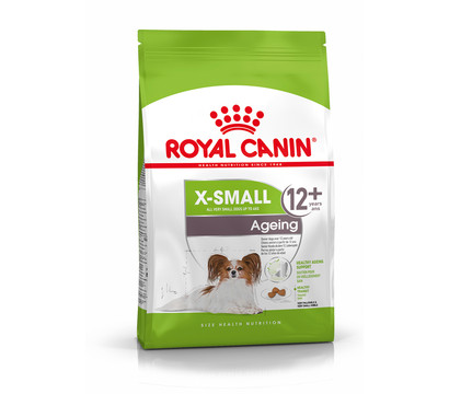 ROYAL CANIN® Trockenfutter X-Small Ageing 12+