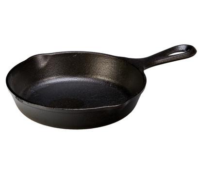 Rumo BBQ Gusspfanne, schwarz