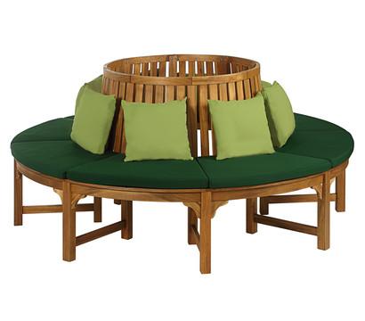 rundbank baum 200 x 200 x 95 cm dehner. Black Bedroom Furniture Sets. Home Design Ideas