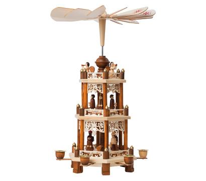 Saico Pyramide Christi Geburt, 2 Etagen