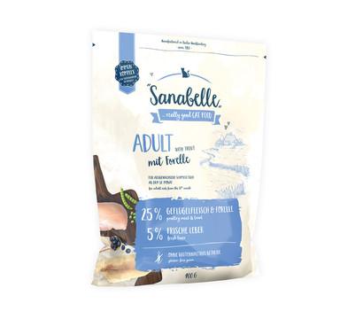 Sanabelle® Trockenfutter Adult, 400g