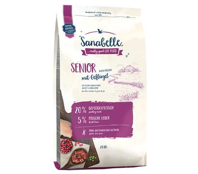 Sanabelle Trockenfutter Senior Geflügel