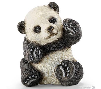 Schleich Panda Junges, spielend