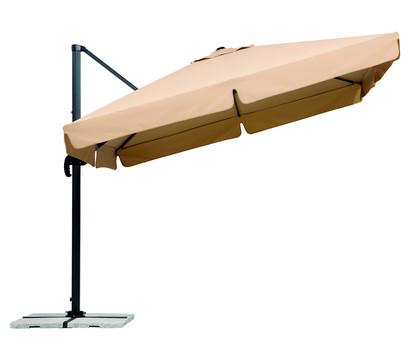 schneider sonnenschirm rhodos 300 x 300 cm dehner garten. Black Bedroom Furniture Sets. Home Design Ideas