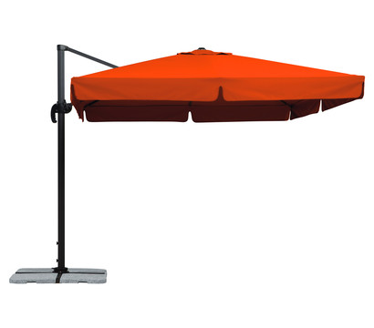 schneider sonnenschirm rhodos 300 x 300 cm dehner garten center. Black Bedroom Furniture Sets. Home Design Ideas