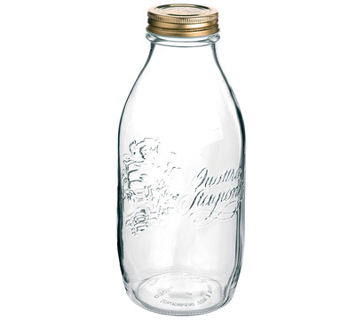 Schraubflasche Quattro Stagioni, 1000 ml
