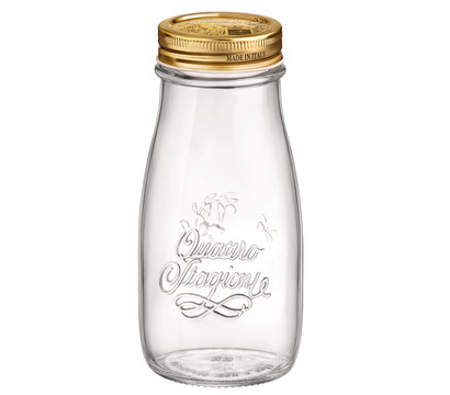 Schraubflasche Quattro Stagioni, 400 ml