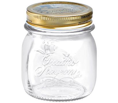 Schraubglas Quattro Stagioni, 250 ml