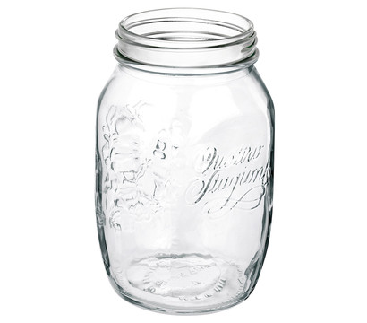 Schraubglas Quattro Stagioni, 700 ml