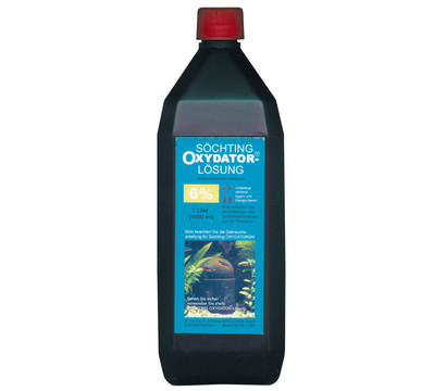 SÖCHTING OXYDATOR® Aquariumpflege Lösung 6%