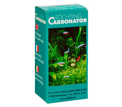 SÖCHTING OXYDATOR® Aquariumpflege Nachfüllpack Carbonator