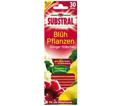 Scotts Substral® Blühpflanzen Dünger-Stäbchen, 30 Stk.