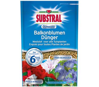 Scotts Substral® Osmocote® Balkonblumen Dünger, 750g